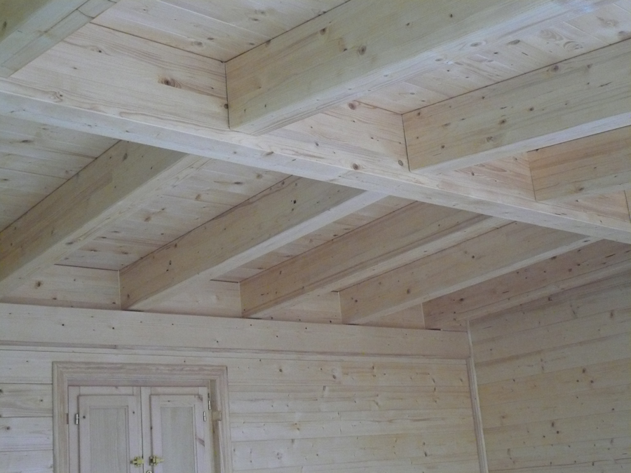Tambi n hacemos montajes pirenaica - Casas de madera natural ...